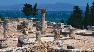 Ruinas Griegas de Empuries: monumentos en Escala, L', Girona en España es  cultura.